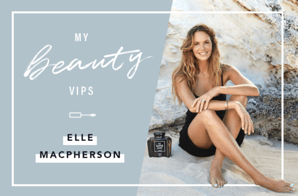Elle Macpherson's fave highlighter is the one *everyone* wants right now
