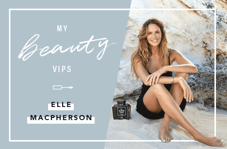 Thumbnail for Elle Macpherson's fave highlighter is the one *everyone* wants right now