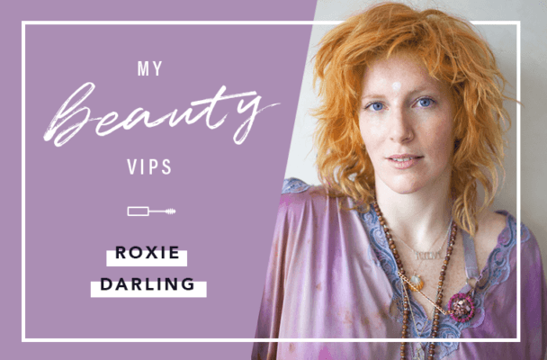 The French pharmacy beauty product Roxie Darling uses instead of mascara