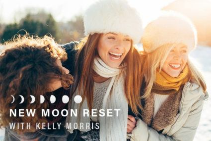 Here's how to tap into Capricorn's make-things-happen mojo with this month's new moon