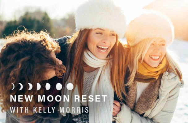 Here's how to tap into Capricorn's make-things-happen mojo with tonight's new moon