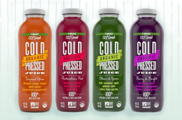 7-Eleven just introduced cold-pressed juice for on-the-go health seekers