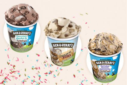 Are the new Ben & Jerry's vegan flavors healthy?