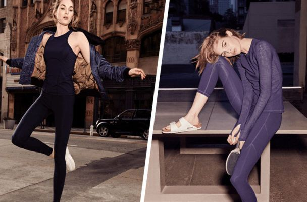 Goop's new athleisure line wants your activewear drawer to be fashion-forward