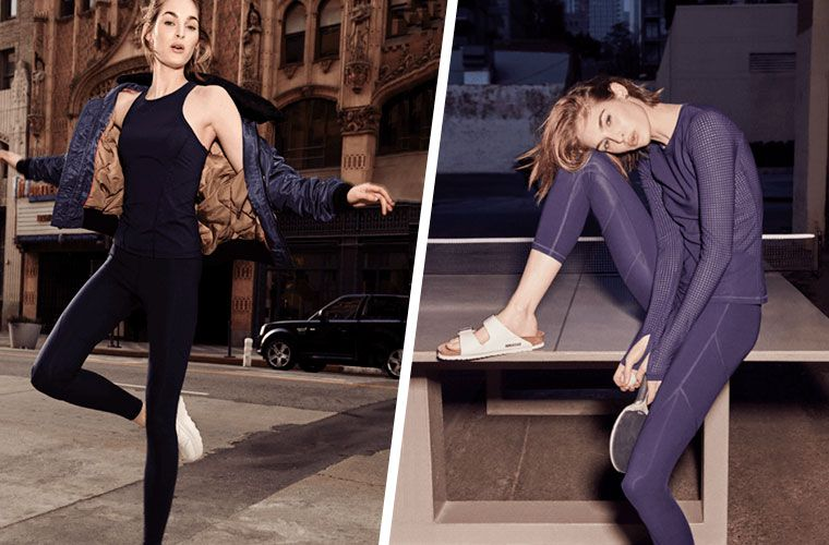 Thumbnail for Goop's New Athleisure Line Wants Your Activewear Drawer to Be Fashion-Forward