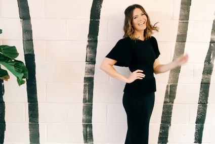 The genius way Mandy Moore uses CBD to make her outfits comfy