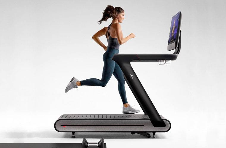 Thumbnail for I tried Peloton's new Tread class—here's what it's like