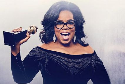 Oprah was an inspo machine at the Golden Globes last night—but she wasn't the only one