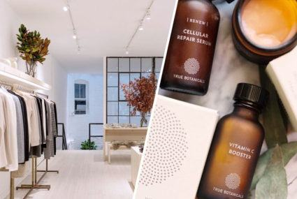 Great news: True Botanicals skin care is coming to Jenni Kayne boutiques