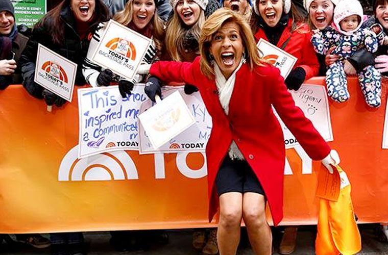 "Thumbnail for ""Today"" just named Hoda Kotb the new co-anchor, and it's a big deal—here's why"