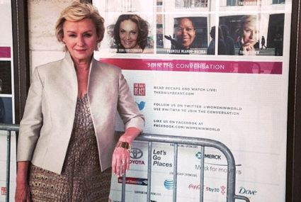 3 ways #bossbabe media legend Tina Brown wants you to live more boldly