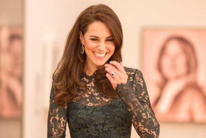 Kate Middleton's creative hobby will make you wish she had an Instagram account