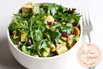 Girlboss status workweek lunch recipes from Candice Kumai