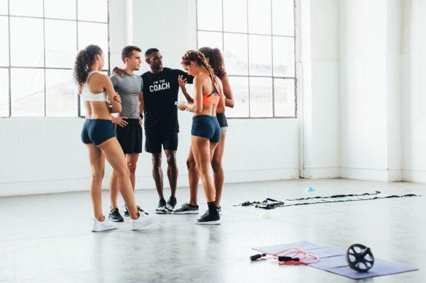 "Exclusive: A new partnership promises big moves for personal trainers in the ""gig economy"""