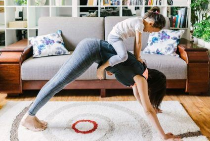 4 moves every new mom should master before jumping back into fitness