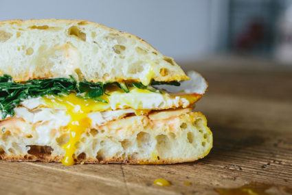 """PSA: the FDA doesn't clearly define """"egg""""…so what's in your breakfast sandwich?"""