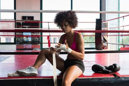 best sneakers for cardio kickboxing