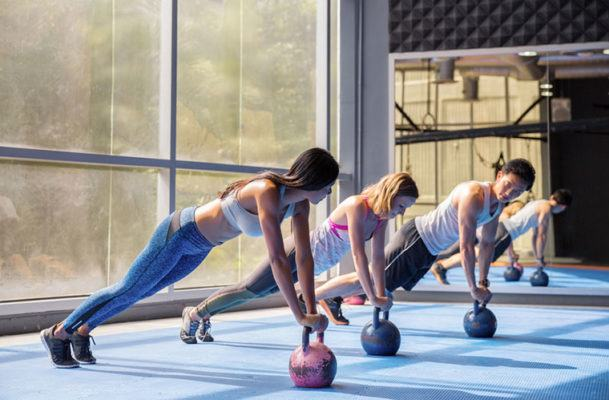 These companies' dreamy gyms might be reason enough to submit a job app