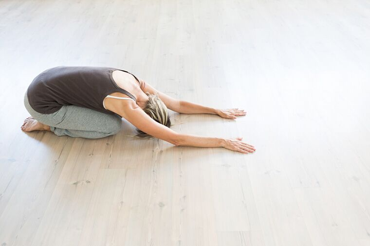Yoga poses for healthy aging | Well+Good