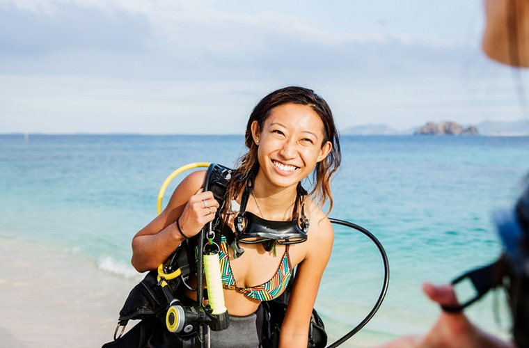 Thumbnail for The 12 most-thrilling scuba diving destinations in the world