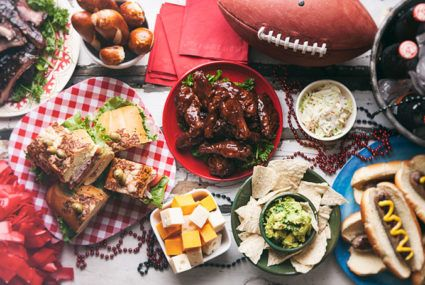 5 kitchen staples on sale at Target for a healthy (and yummy!) Super Bowl party