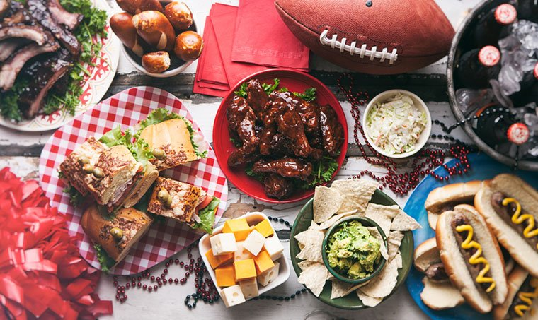 Thumbnail for 5 kitchen staples on sale at Target for a healthy (and yummy!) Super Bowl party
