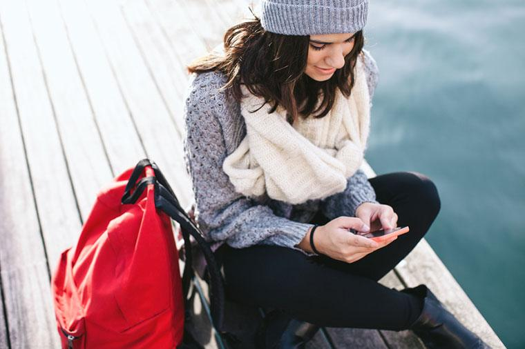 Thumbnail for 4 apps to keep your self-care game in shape—no matter how busy you are