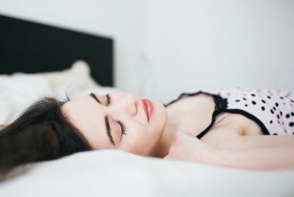This super-soothing breathing exercise may help you catch more zzz's