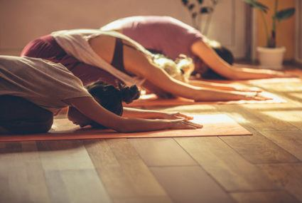 Is yoga in a heated room *really* better for you?
