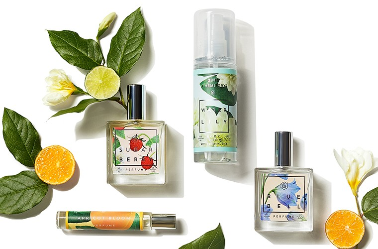 Thumbnail for Target's new fragrance line is vegan and full of essential oils