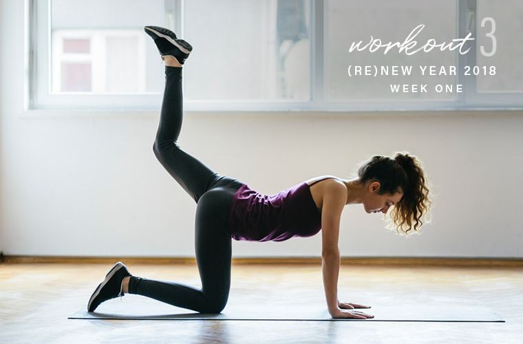 Thumbnail for This butt-sculpting workout is so good, you'll want to buy new leggings