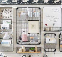 Thumbnail for Pottery Barn's new collection is totally dedicated to your cozy (okay, tiny) home
