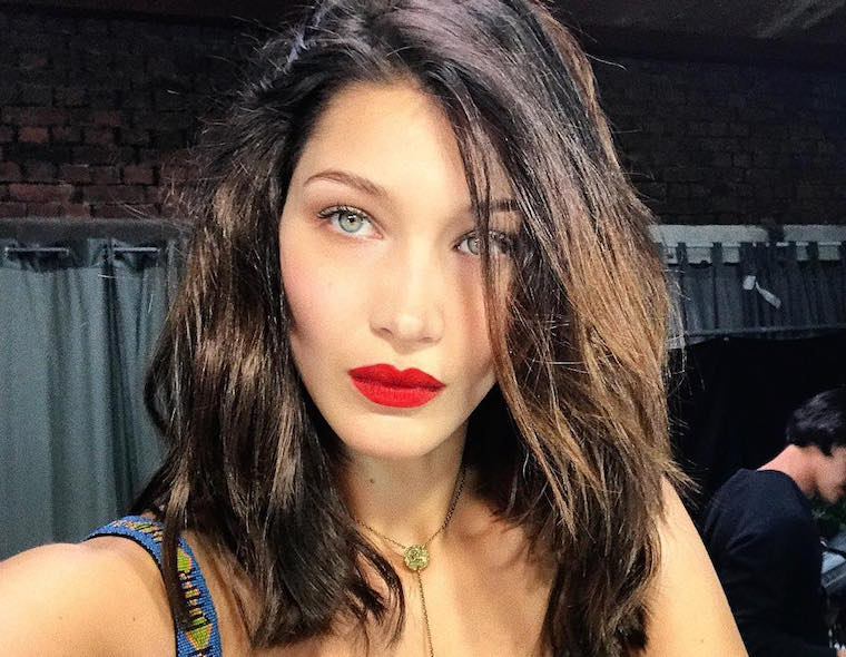 Thumbnail for This is the beauty secret Bella Hadid learned from her mom