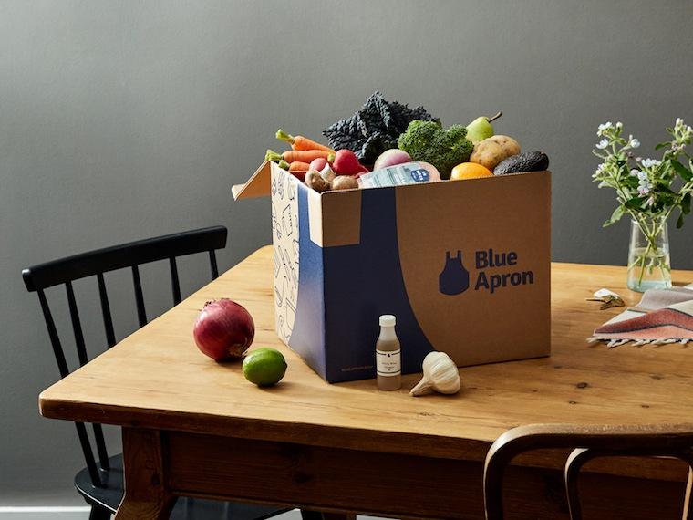 blue apron whole 30 partnership