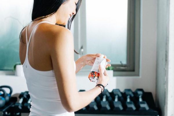 Why you just might discover your fave new wellness beverage or snack at the fitness studio