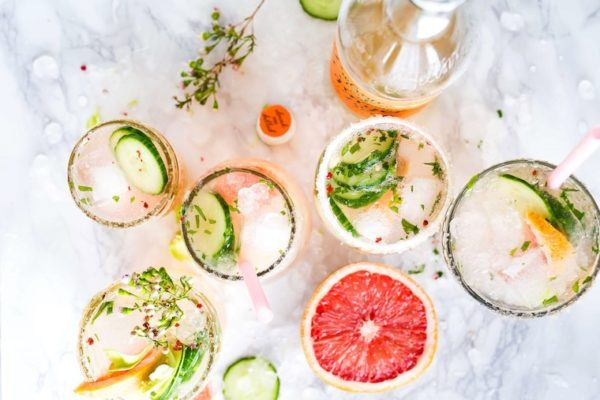 Healthy, Delish Mocktails You Can Order at the Bar This Dry January