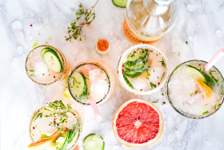 Thumbnail for Healthy, delish mocktails you can order at the bar this Dry January