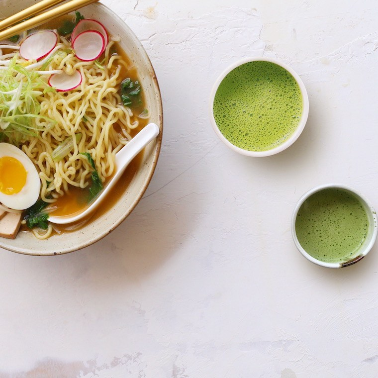 Candice Kumai beauty ramen