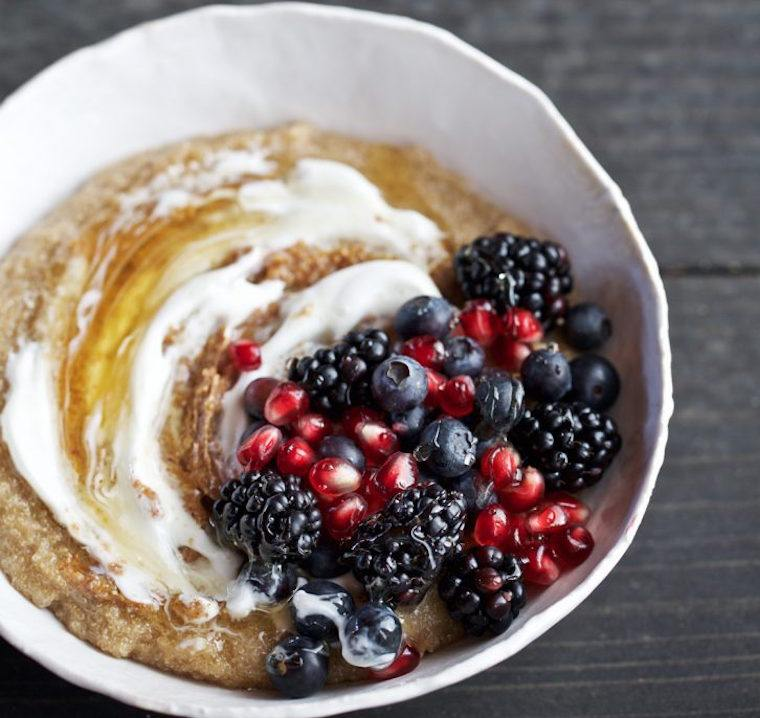 Candice Kumai beauty porridge