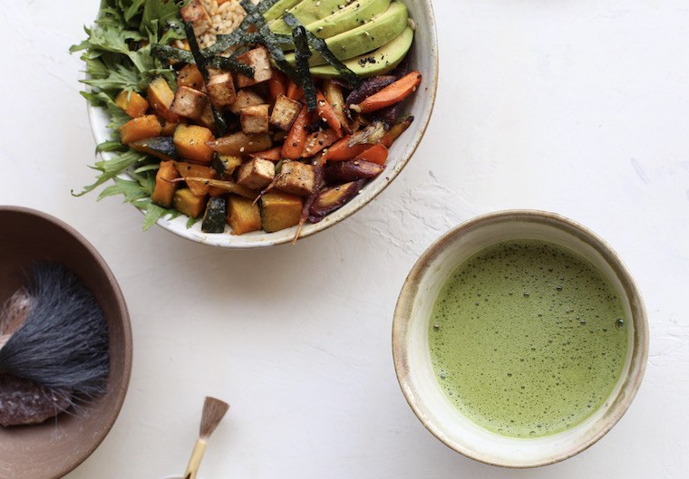 Candice Kumai beauty and brain boosting lunch