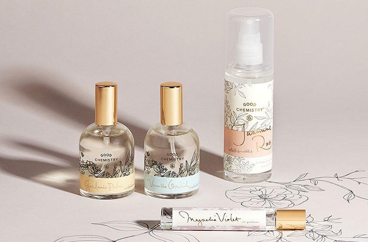 target perfume good chemistry