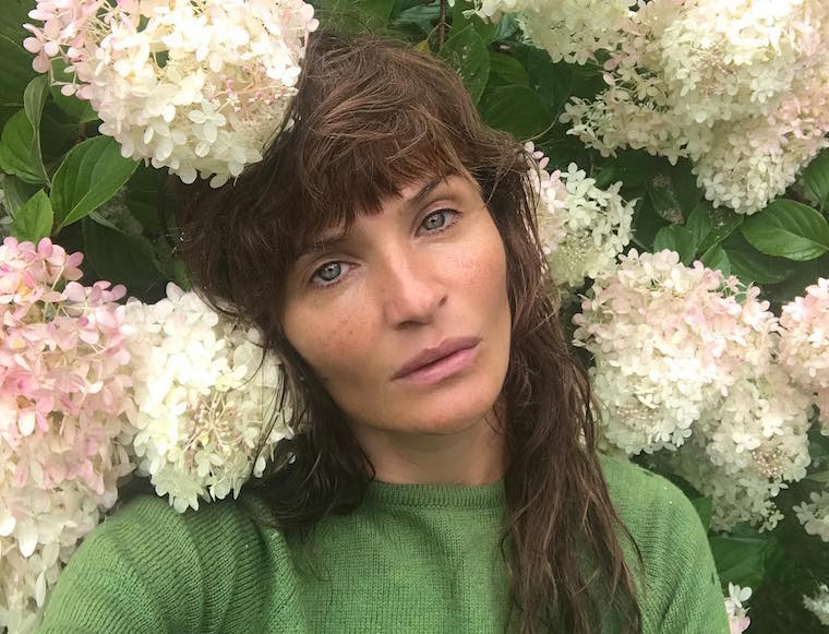 Thumbnail for This is the old school beauty ritual supermodel Helena Christensen swears by