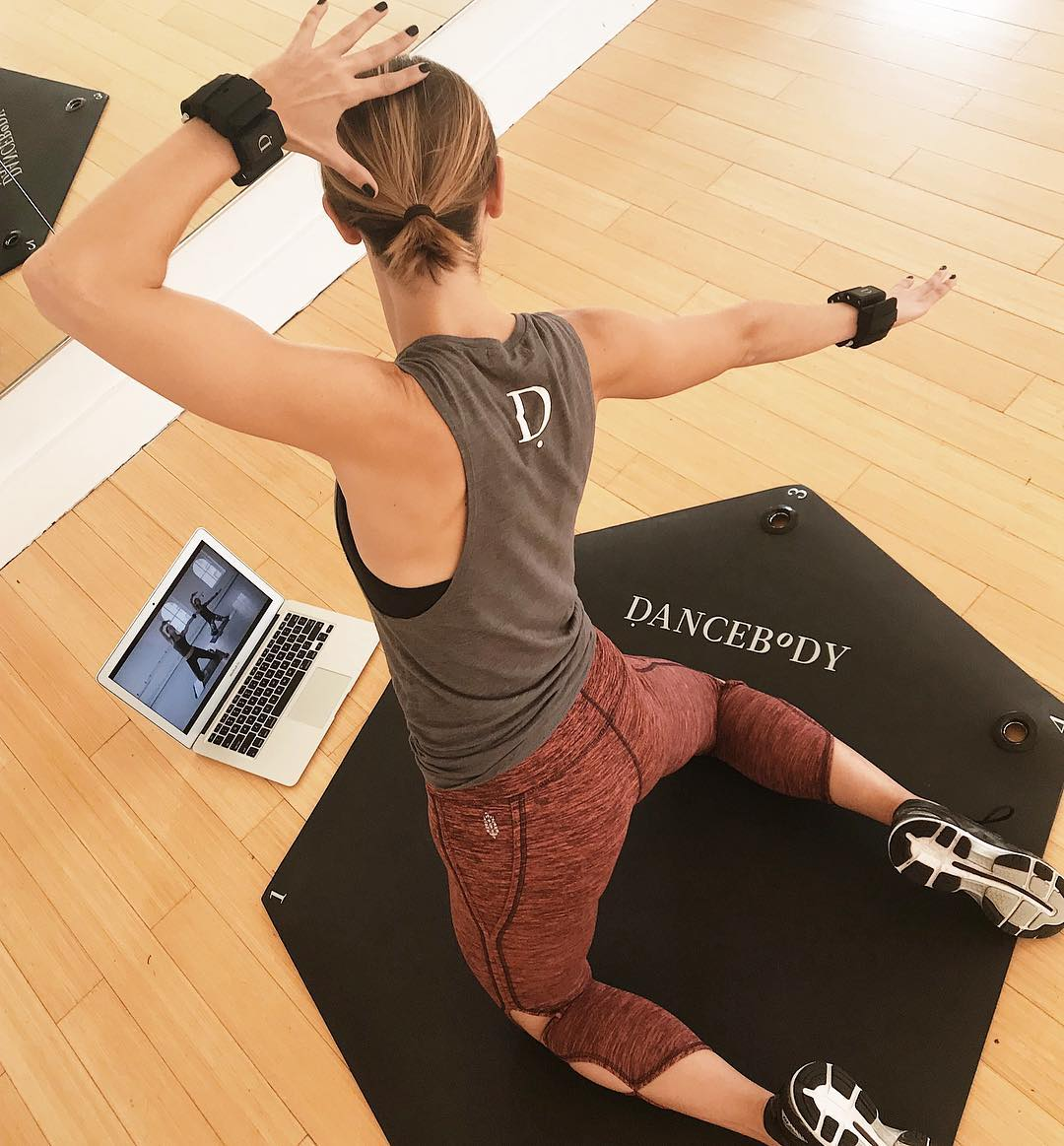 Dancebody online streaming workouts