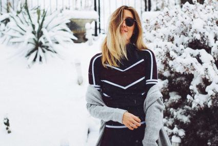 How fall's hottest activewear trend is getting a cozy winter makeover