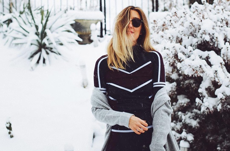 Thumbnail for These winter activewear pieces will keep you cozy and warm all season long