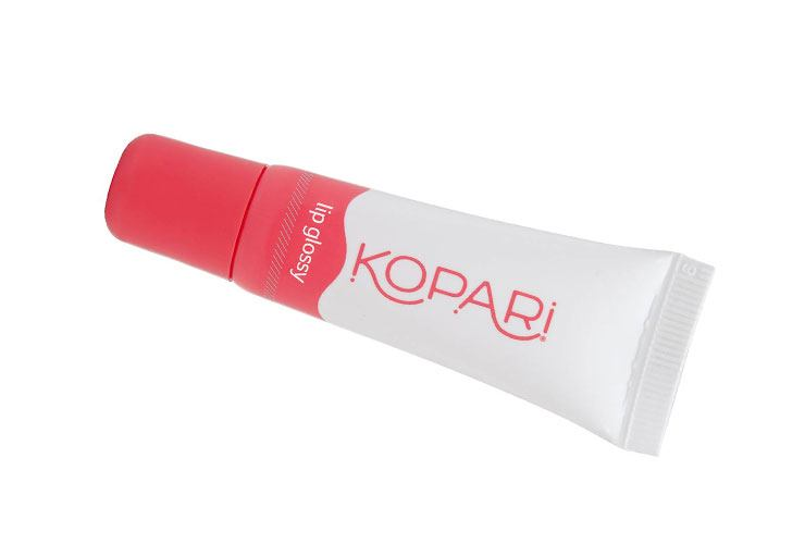 kopari lip gloss