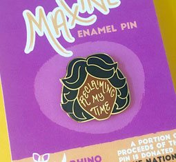 Thumbnail for 7 feminist pins for customizing your winter hygge wear