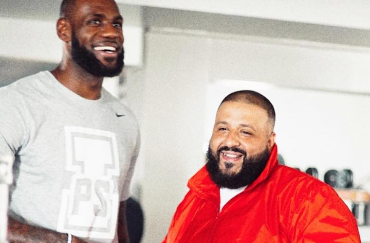 DJ Khaled joins Weight Watchers Freestyle program