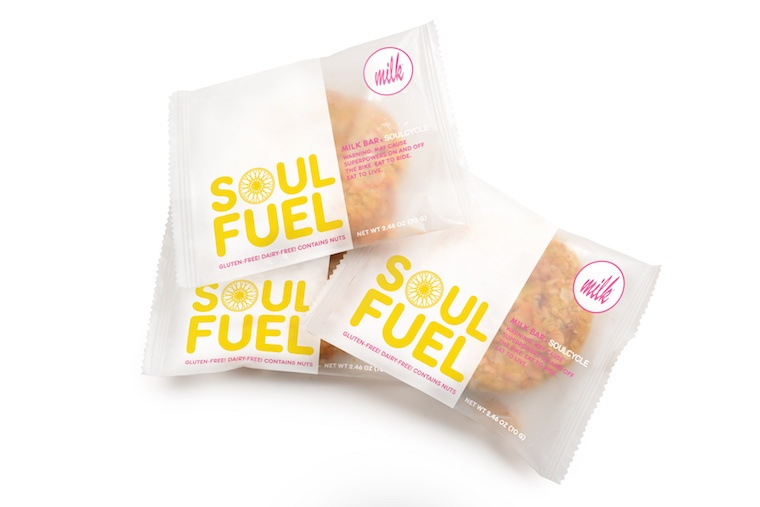 A SoulCycle and Milk Bar collab is here to sweeten up your post-workout protein game