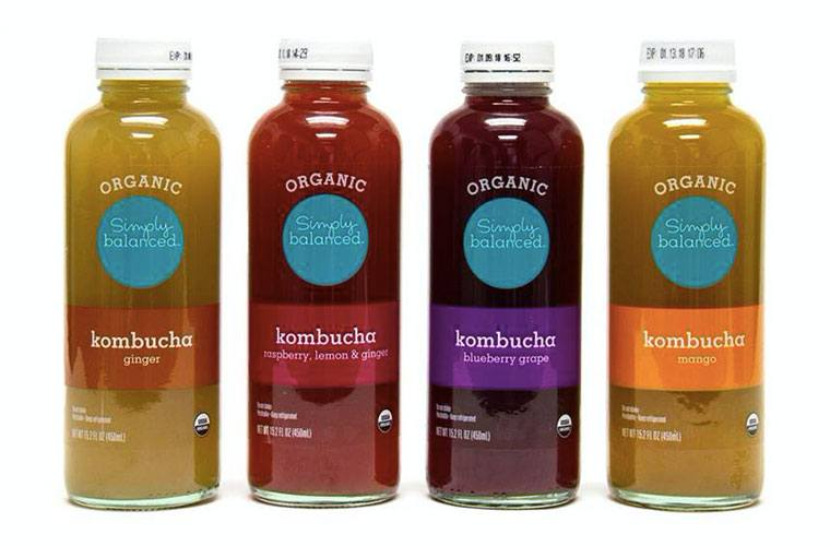 Thumbnail for Newsflash: Target's new kombucha line lets you get your gut-health fix on the cheap